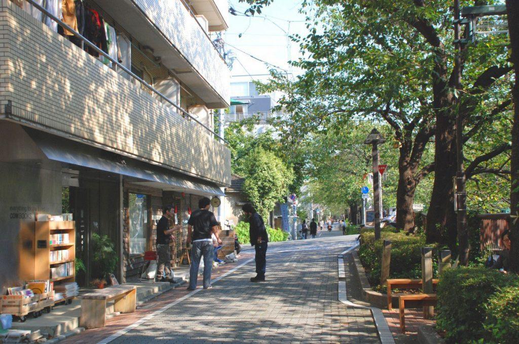 Suburban Meguro Photo