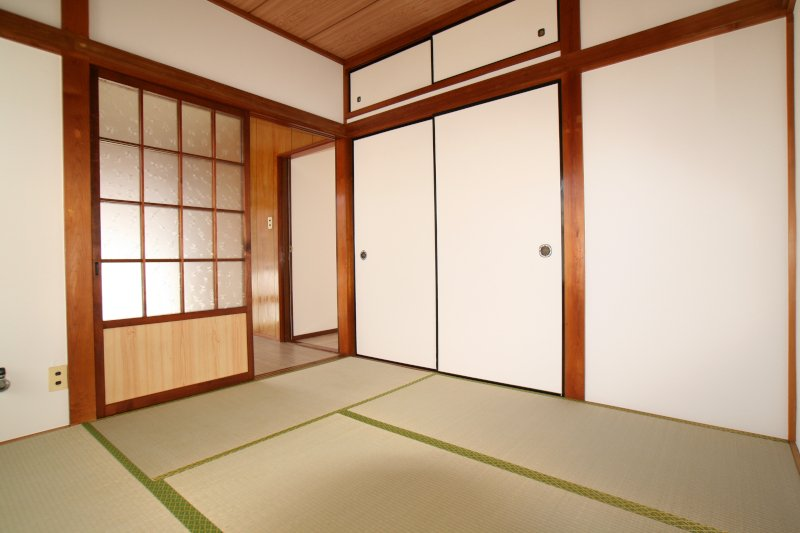 Japanese Tatami Mats Image